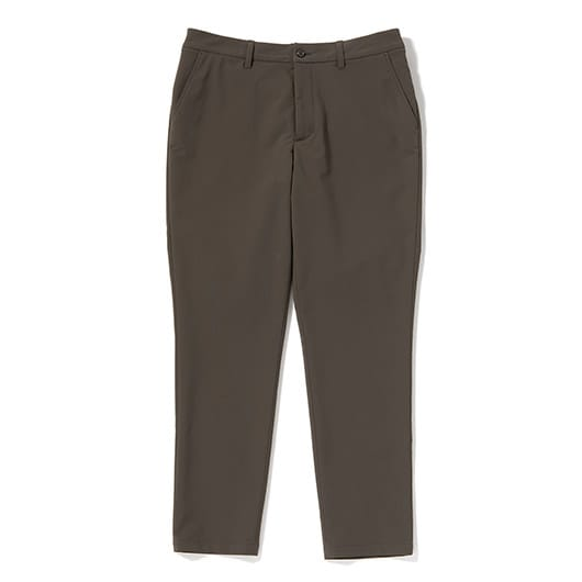 Stretch ventilation slacks