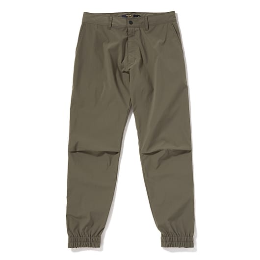Light weight spunlike joggers