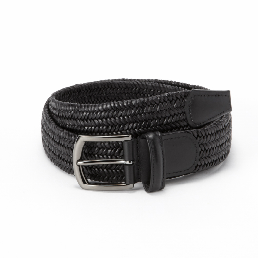 Anderson's Leather mesh belt
