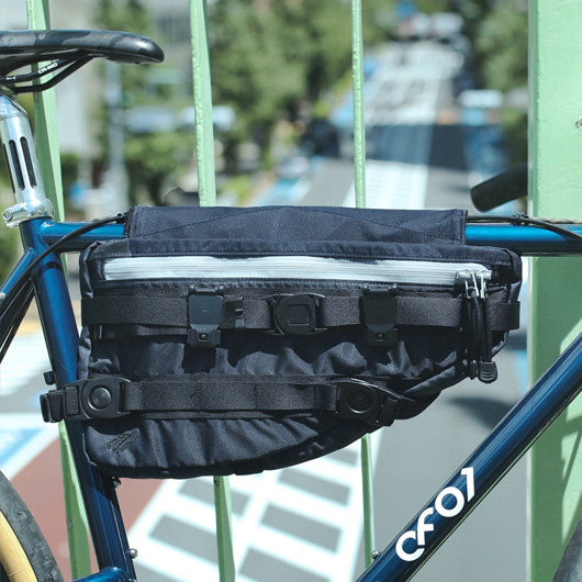 Tactical frame bag