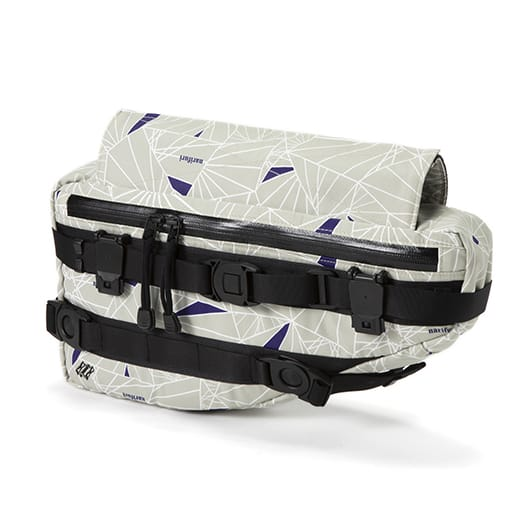 Dazzle camouflage tactical frame body bag