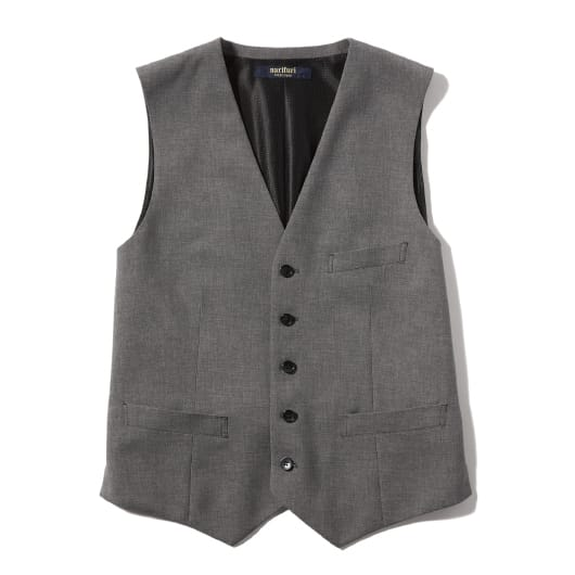 Dry tailored vest