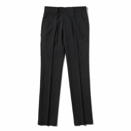 Dry tailored slacks