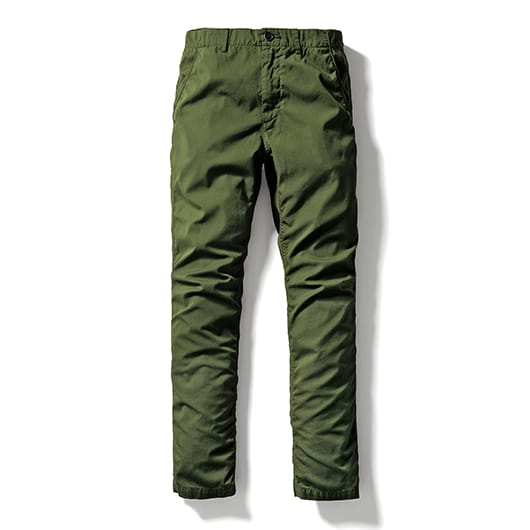 Qualite basic pants