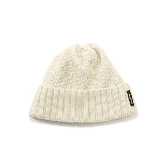 Wool knit cap