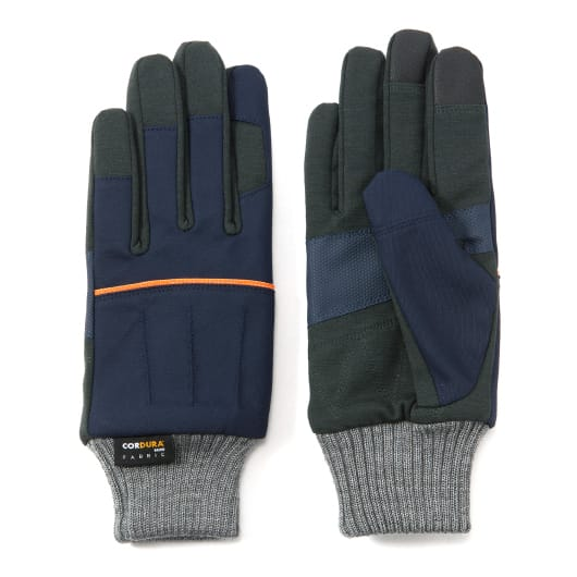 Durable N/C ponte glove