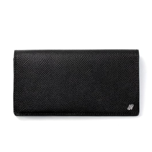 Water leather flat  wallet