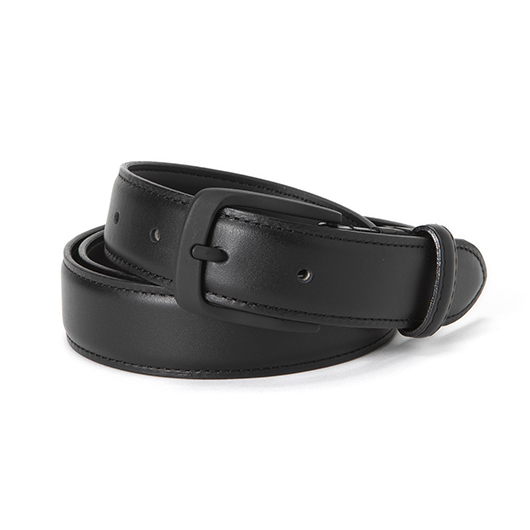 Water proof leather commute belt