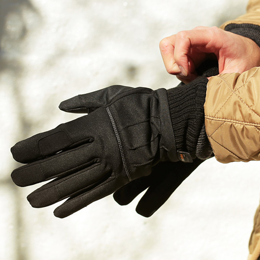 Tactical cycle glove