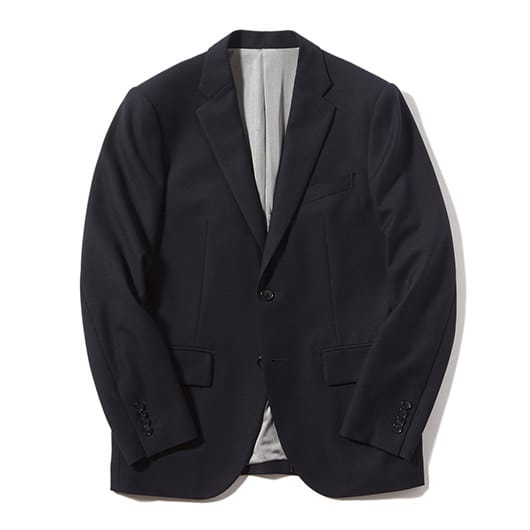 2 way stretch washable tailored jacket