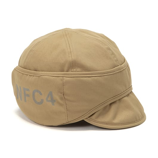 narifuri x CA4LA 3way water repellent spunlike cap