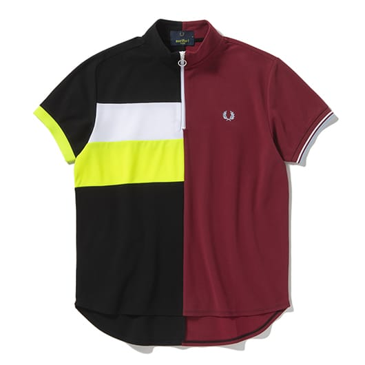 SPLIT QUICK DRYING POLO SHIRT