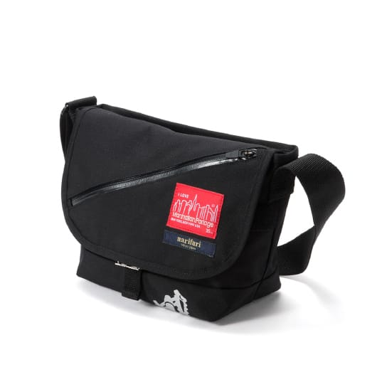 narifuri×Manhattan Portage Casual Messenger Bag