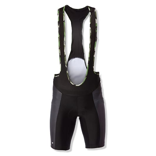 Bib shorts Camo piping