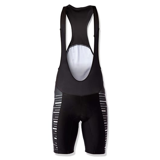 Bib shorts SCALE STRIPE