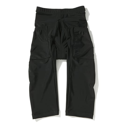 Cargo cropped spats
