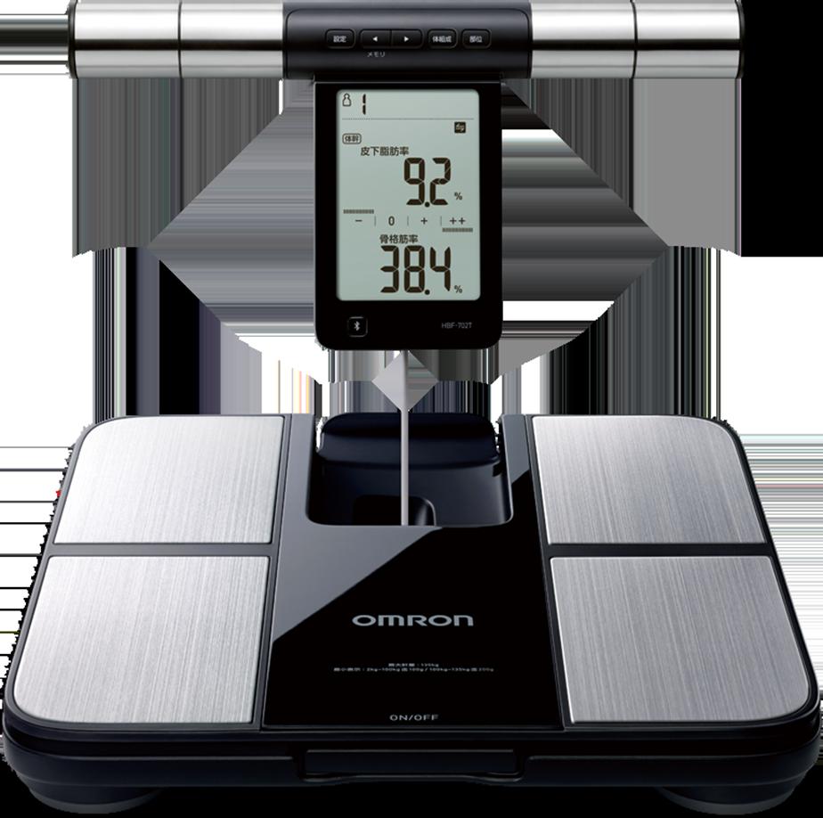体 脂肪 率 体重 計