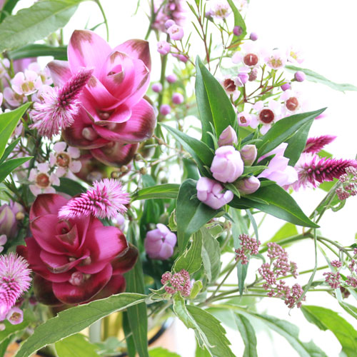 【9/21到着】Weekly Flower お部屋にオータムカラーを
