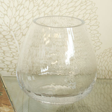 【LSA(エルエスエー)】FLOWER TEXTURE TABLE BOUQUET VASE TWIST OPTIC
