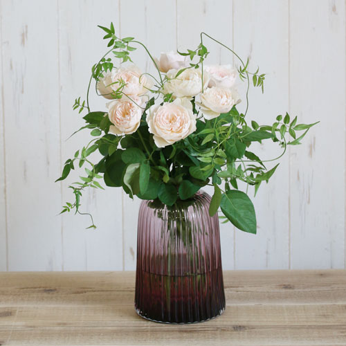 【LSA(エルエスエー)】PLEAT VASE HEATHER H20