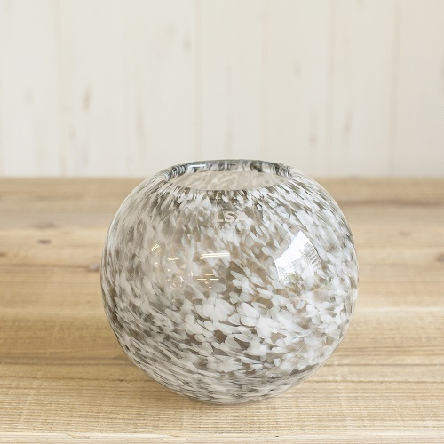 【LSA(エルエスエー)】TWEED VASE M CLEAR