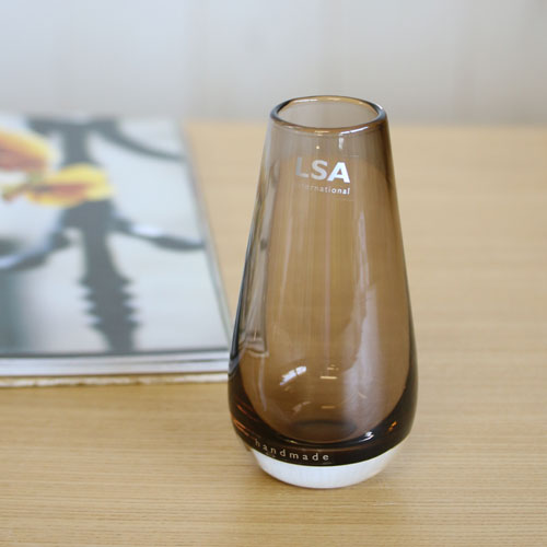 【LSA(エルエスエー)】FLOWER COLOUR BUD VASE MOCHA