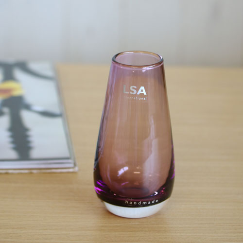 【LSA(エルエスエー)】FLOWER COLOUR BUD VASE HEATHER