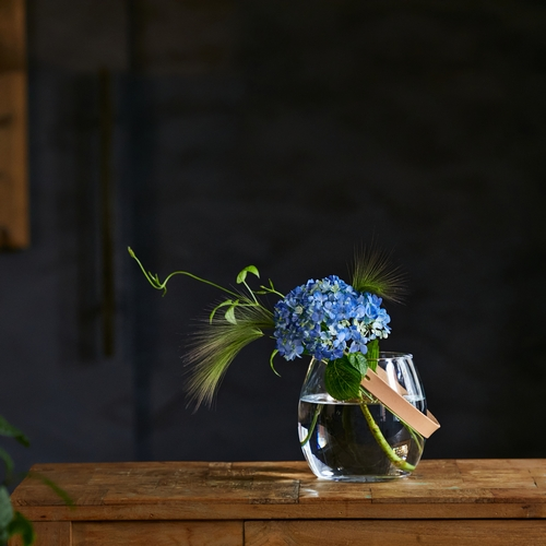 【HOLME GAARD(ホルムガード)】Design with Light Pot with leather handle H10