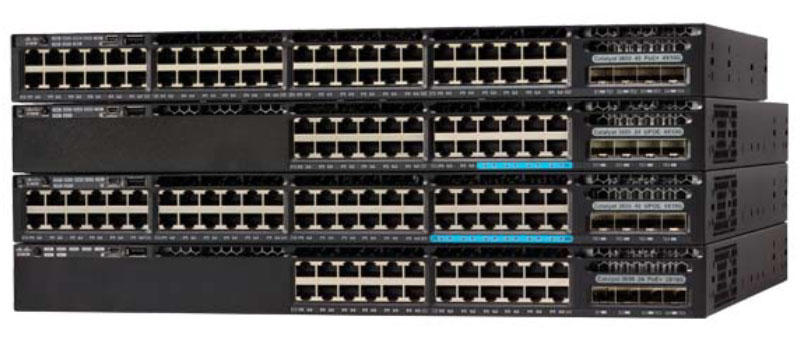 取寄i Cisco Catalyst WS-C3650-24TS-S