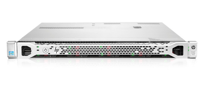【otto認定中古】中古 HP ProLiant DL360p Gen8 E5-2690x2CPU 256GB SSD