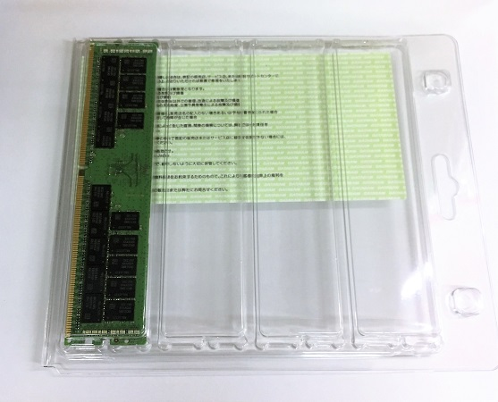 【在庫品】新品 DATARAM DVM26R4T4/64G DDR4-2666 Reg 64GB