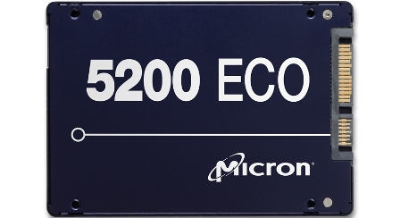 新品 Micron 5200 ECO 960GB MTFDDAK960TDC-1AT1ZABYY