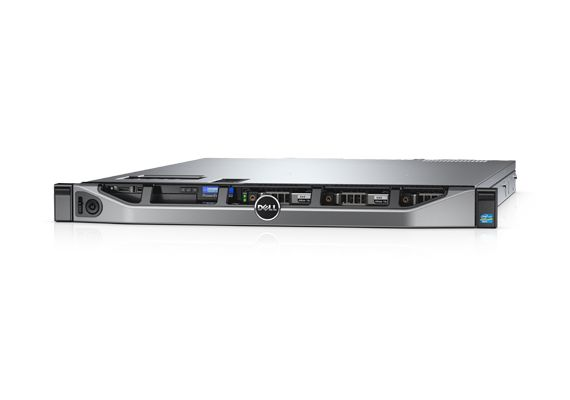 中古 DELL PowerEdge R430 E5-2690V3 2CPU 128GB 480GBx4 SSD