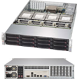 取寄 SuperMicro SSG-6029P-E1CR16T