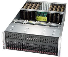 取寄 SuperMicro SYS-4029GP-TRT