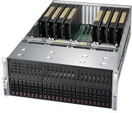 取寄 SuperMicro SYS-4029GP-TRT2