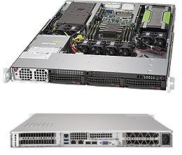 取寄 SuperMicro SYS-5019GP-TT