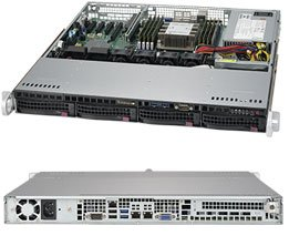 取寄 SuperMicro SYS-5019P-MT