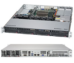 取寄 SuperMicro SYS-5019S-MR