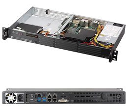 取寄 SuperMicro SYS-5019S-TN4