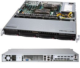 取寄 SuperMicro SYS-6019P-MT