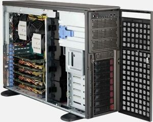 【otto認定中古】中古 SuperMicro SYS-7048GR-TR カスタムモデル2