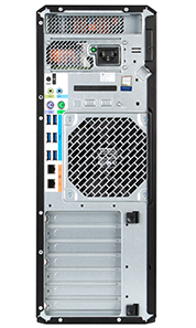 取寄 HP Z6 G4 Workstation Xeon Gold 6128x2 128GB Quadro P4000