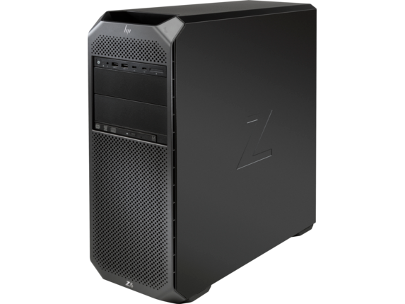 取寄 HP Z6 G4 Workstation Xeon Silver 4108x2 64GB Quadro P2000