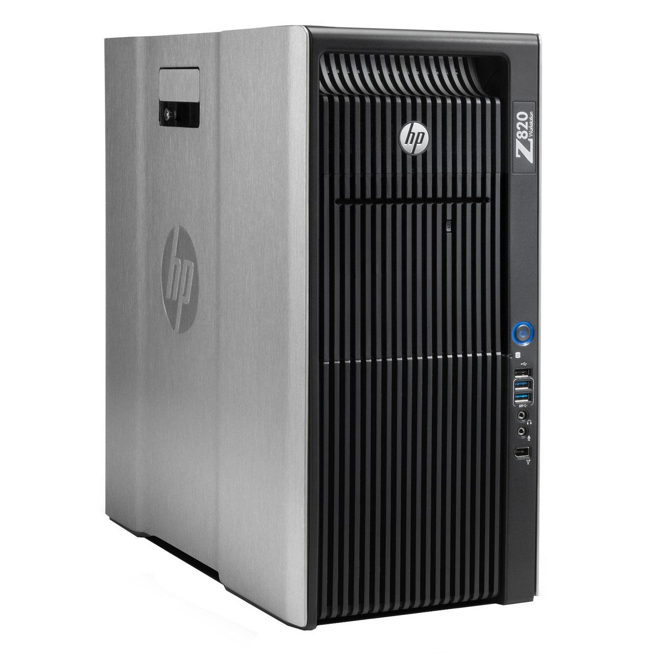 中古 HP Z820 Workstation E5-2665 2CPU Win7 K2000