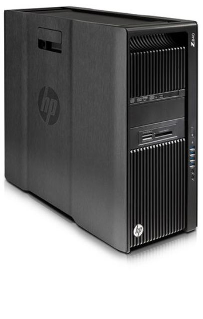 中古 HP Z840 Workstation E5-2620v3 x2CPU K2000 Win7