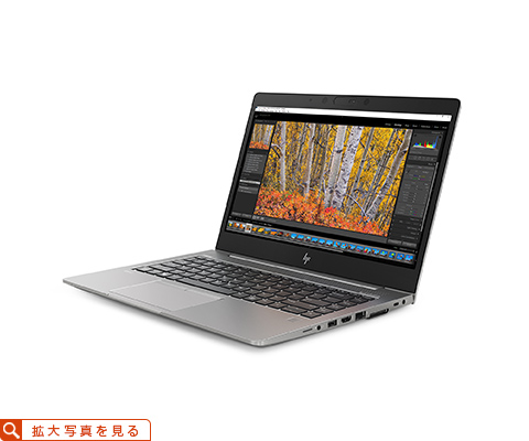 中古 HP 3XP48PA#ABJ ZBook 14u G5 Mobile Workstation Ci5-8250U Win10Pro