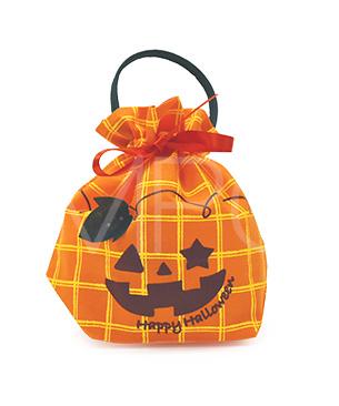 POCHI かぼちゃ巾着のチキン缶セット