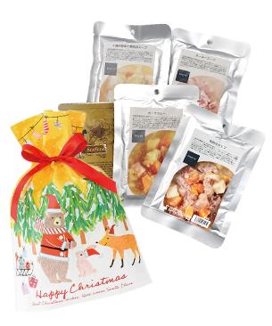POCHI クリスマスディナーレトルトセット バラエティ