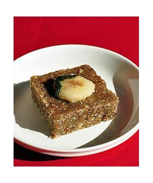 POCHI DELICATESSEN Rawバナナケーキ 60g◆クール便(冷凍)◆